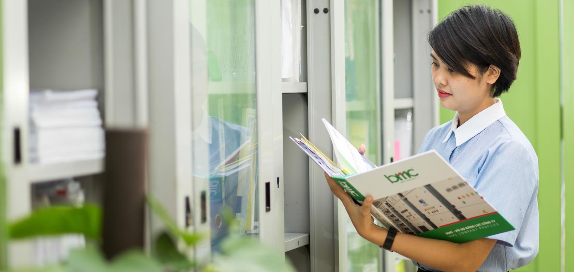 BMC luôn dẫn đầu về công nghệ và chất lượng